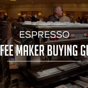 Espresso Coffee Maker Buying Guide