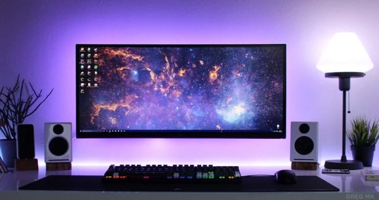 Dell Widescreen 4k Monitor