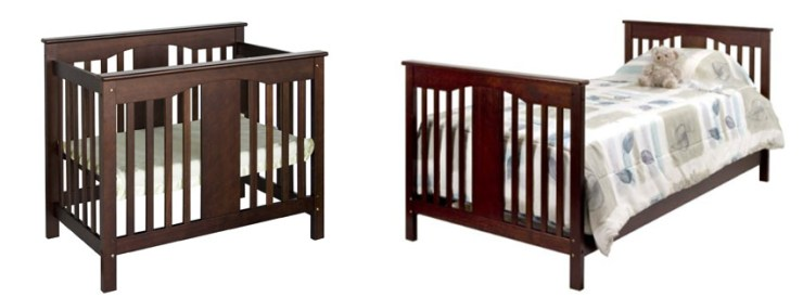 DaVinci Anabelle Mini Baby Crib