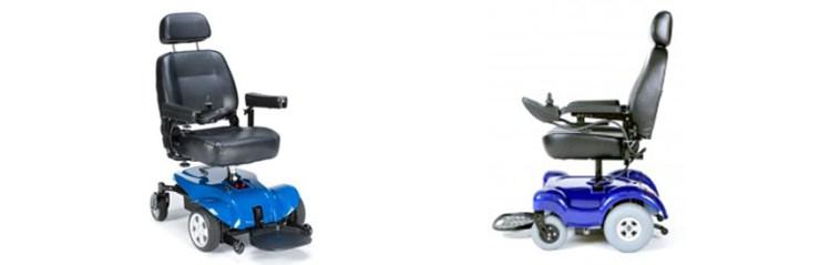 Invacare Pronto P31 Power Electric Wheelchair