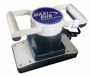 Maxi Rub Therapeutic Handheld Speed Massager