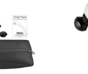 Wahl 4290-100 Deluxe Deep Tissue Percussion Therapeutic Massager