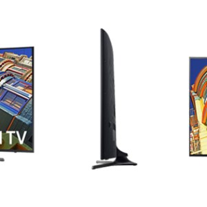 Samsung Curved 65-Inch 4K Ultra HD Smart LED TV