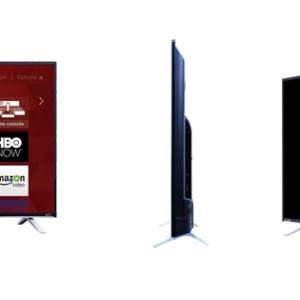 TCL 55-Inch 4K Ultra HD LED TV
