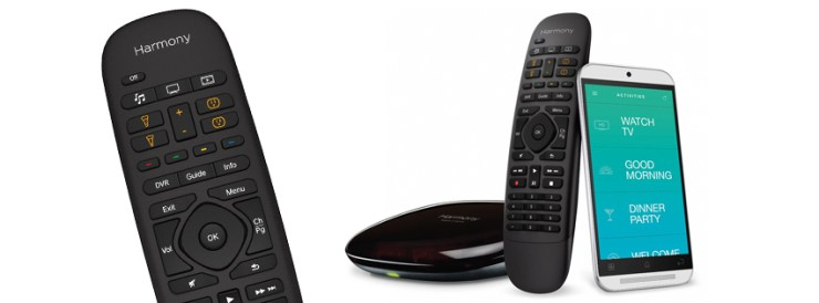 Logitech Harmony Home Control Universal Remote