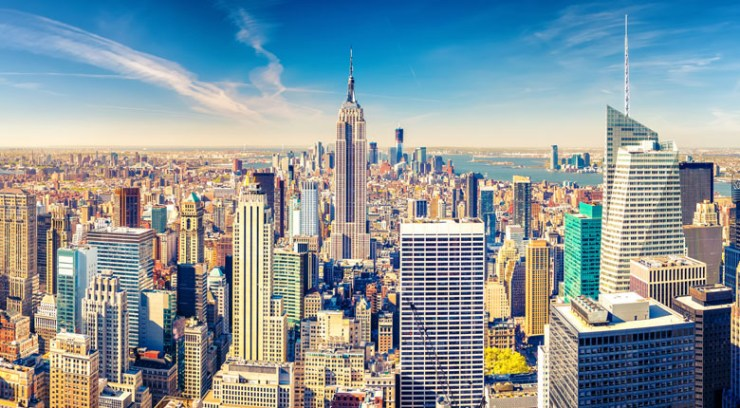 New York, USA Ranking by GDP