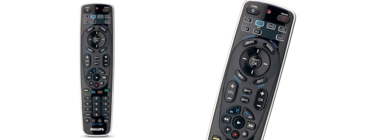 Philips SRP510727 Universal Remote Control