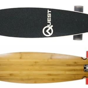SCSK8 Complete Longboard Skateboard