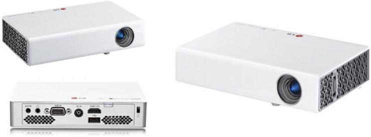 LG Electronics PBG Micro-Portable LED Projector