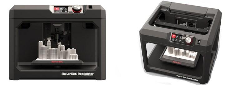 MakerBot Replicator Desktop 3D Printerth Generation