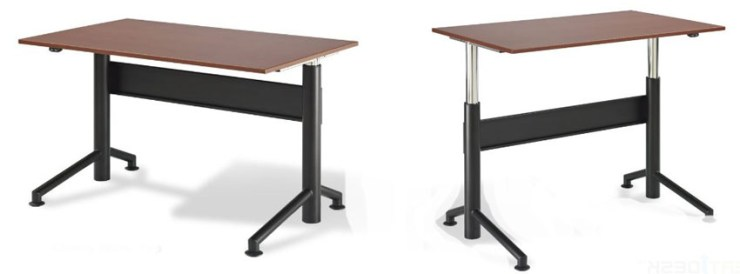 VertdeskTM Electric Desk
