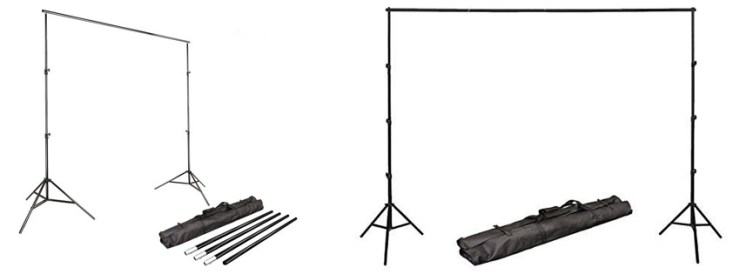 LimoStudio Photo Video Studio Backdrop Support System Stand