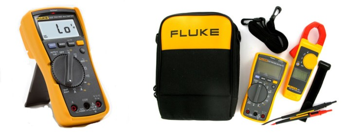 Fluke Electricians True RMS Multimeter