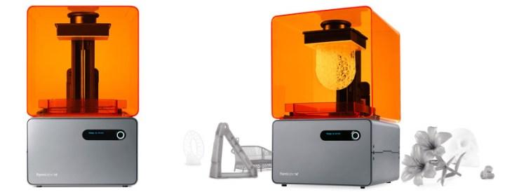 Form SLA 3D Printer