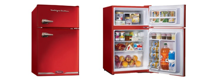 The compact refrigerator