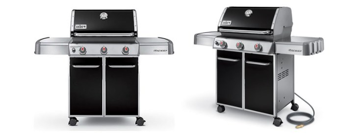 Weber Genesis E Natural Gas Grill