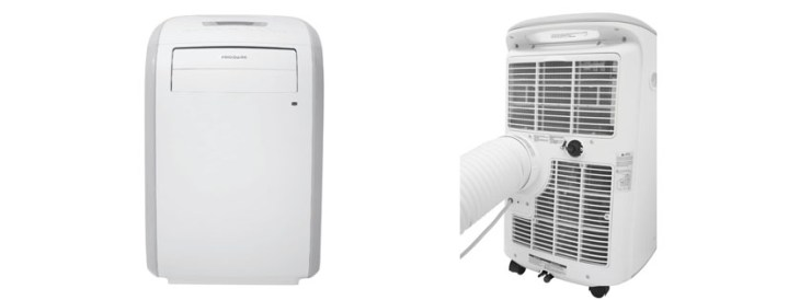 Frigidaire FRA PU BTU Portable Air Conditioner