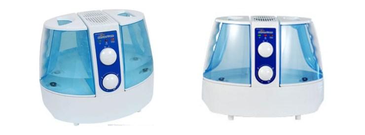 Germ Free Warm Mist Humidifier