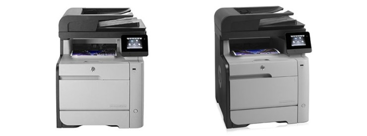 HP Mdw Wireless Color Laser Multifunction Printer