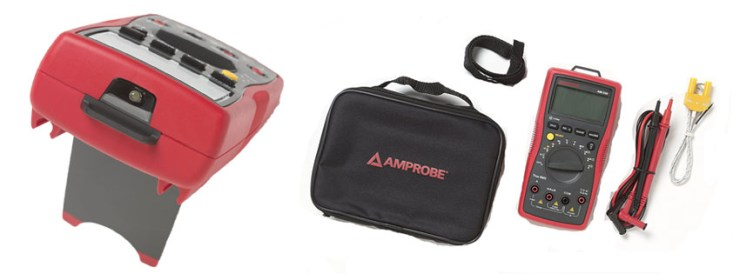 Amprobe AM TRMS Electrical Contractor Multimeter