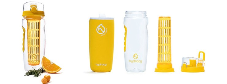 InfuseFruit Infuser Water Bottle