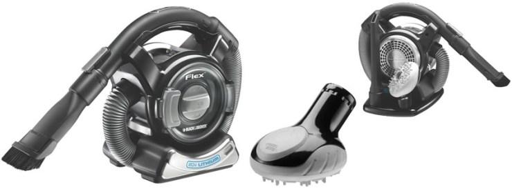Black Decker Platinum BDH FL Vacuum