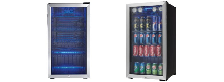 Danby DBCBLS Beverage Center