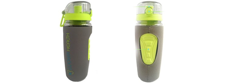 Cooler Health Fruit Infuser Water Bottle