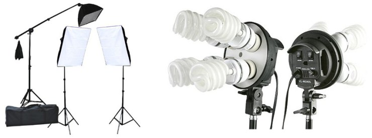 Fancierstudio Watt Lighting Kit SB