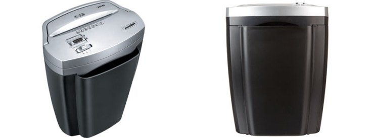 Fellowes Powershred W C Cross Cut Shredder