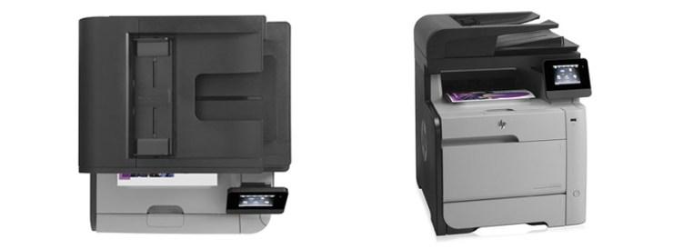 HP Mnw LaserJet Pro Wireless Color Laser Multifunction Printer