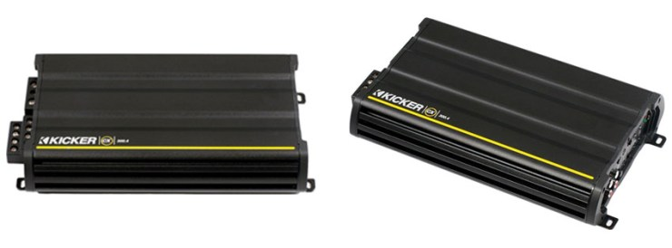 Kicker CX Channel Amplifier