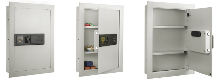 Paragon Electronic Wall Lock and Safe