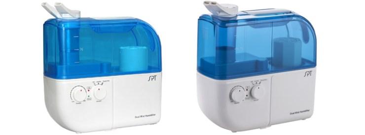 STP SU Ultrasonic Dual Mist WarmCool Humidifier