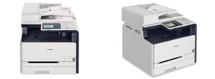 Canon imageCLASS MFcw Wireless In Color Laser Multifunction Printer