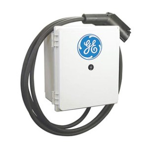 GE EV Charger IndoorOutdoor Level 2 DuraStation