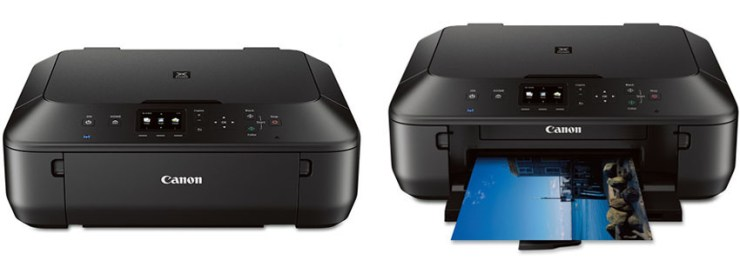 Canon Pixma PPS MG Wireless All in one Inkjet Color Cloud Printer
