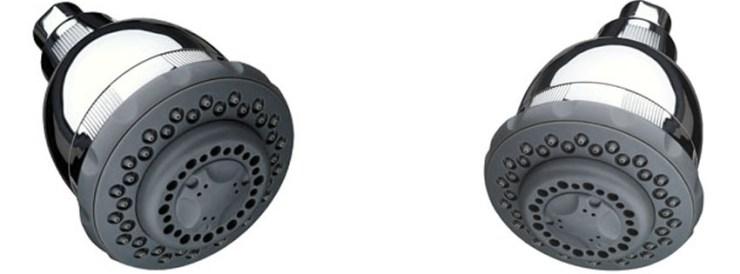 Culligan WSH C Wall-Mount Filtered Shower Head