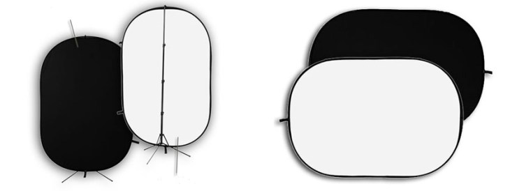 Fotodiox Backdrop Kit with Stand Support