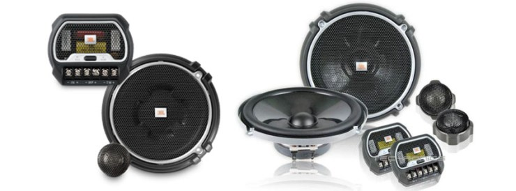 JBL GTOC Inch Way Component System