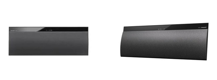 Panasonic SCNE Compact Wireless Speaker System