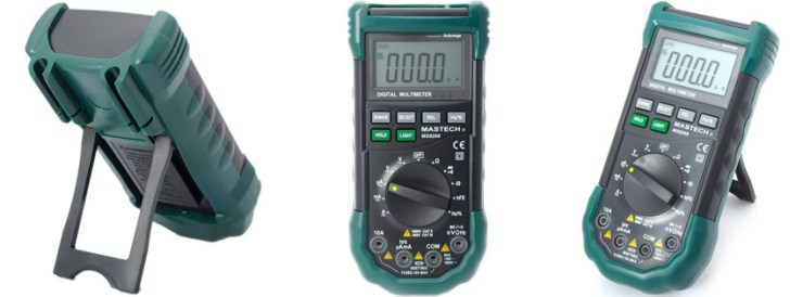 Tekpower TP ACDC AutoManual Range Digital Multimeter
