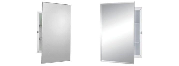 Zenith Prism Beveled Medicine Cabinet