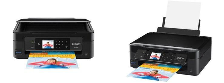 Epson Expression Home XP Wireless Color Photo Printer