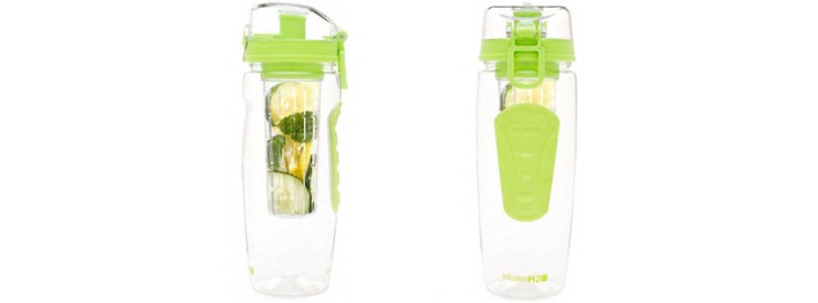 InfusionH2O Fruit Infused Water Bottle