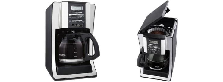 Mr Coffee BVMC SJX GT Programmable Coffeemaker