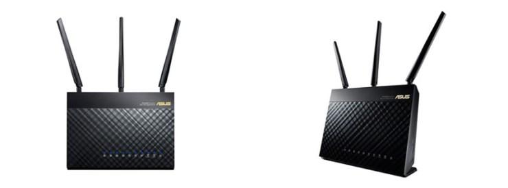 ASUS (RT-AC68U) Wireless-AC1900 Gigabit Router
