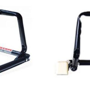 Allen Sports Mounted 2-Bike Storage Rack