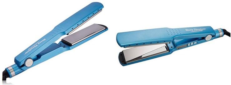 BaBylissPRO Nano Titanium-Plated Straightening Iron