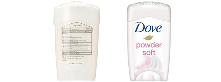 Best Dove Deodorant Clinical Powder Soft